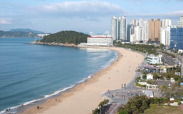 Praia de Haeundae