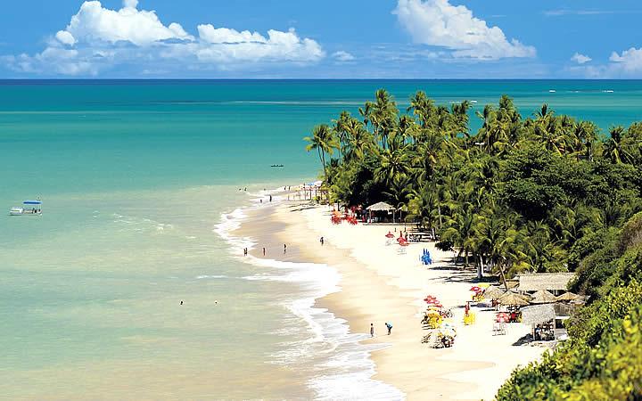 Praia em Aracaju
