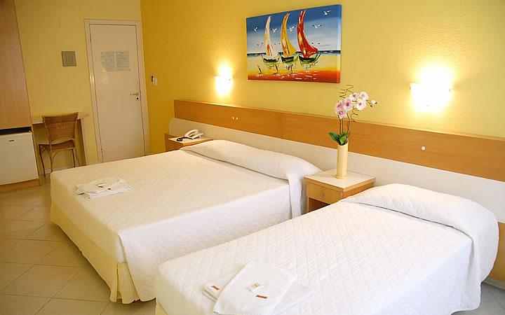 Quarto - Hotel Itália