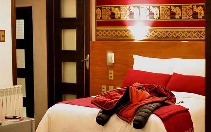 Quarto de hotel em Uyuni