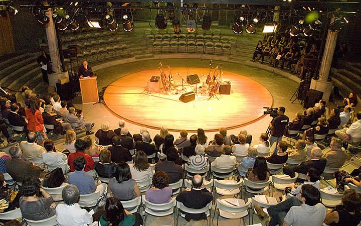 Teatro Tucarena em SP