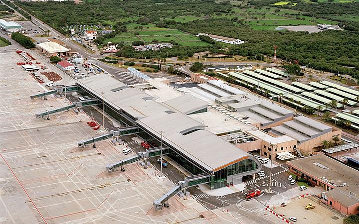 Terminal aéreo de Menorca