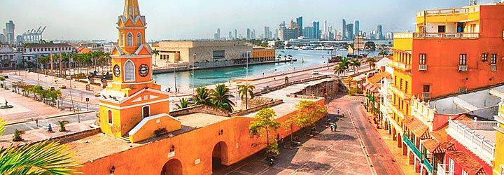 Torre de Reloj - Cartagena - Portal de Entrada