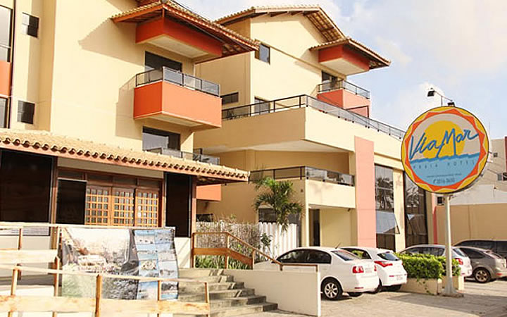 Via Mar Praia Hotel
