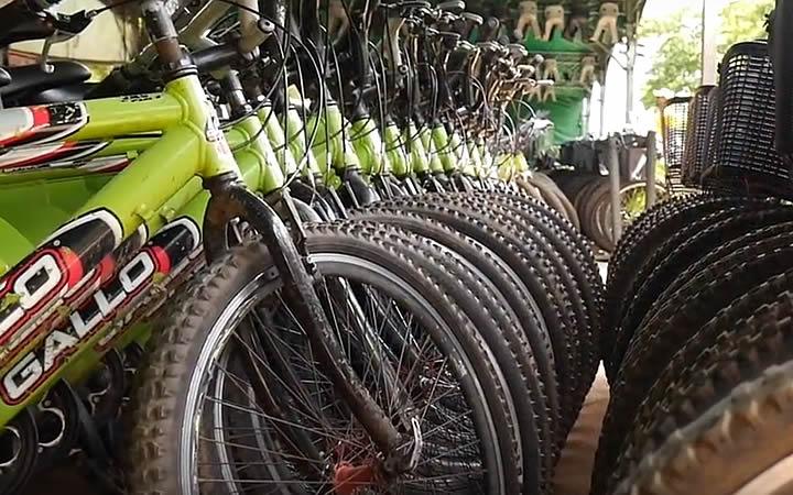 Aluguel de Bicicletas no Parque Ibirapuera