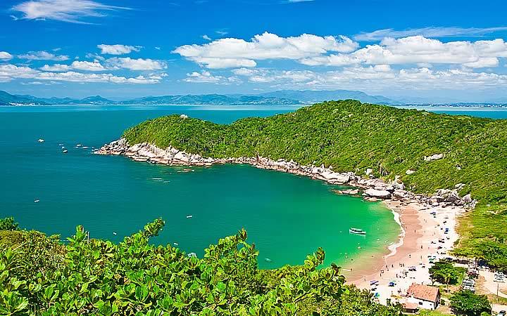 Bombinhas - SC Praias