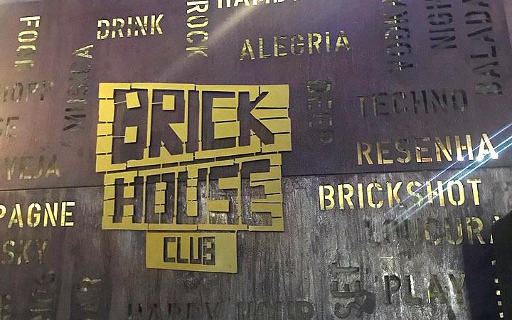 Brick House Club em Anápolis
