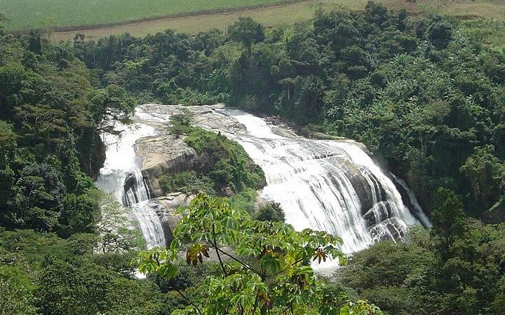 Cachoeira do Vale do Catimbau