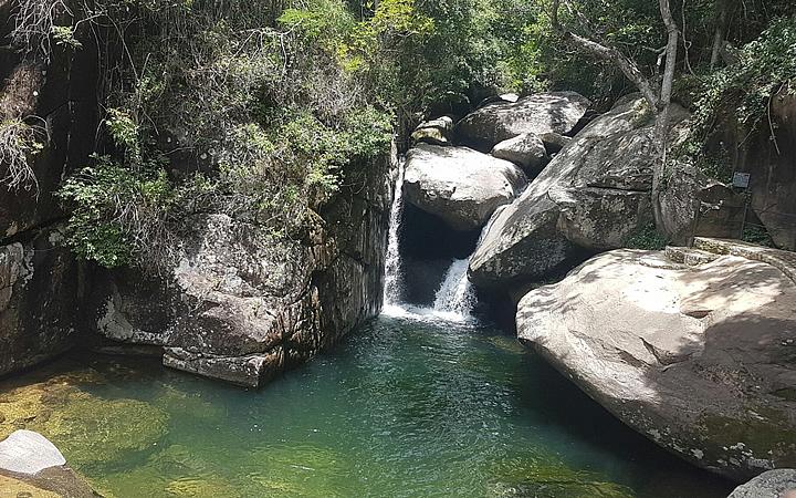 Cachoeiras das Andorinhas - Parque Nacional do Caparaó