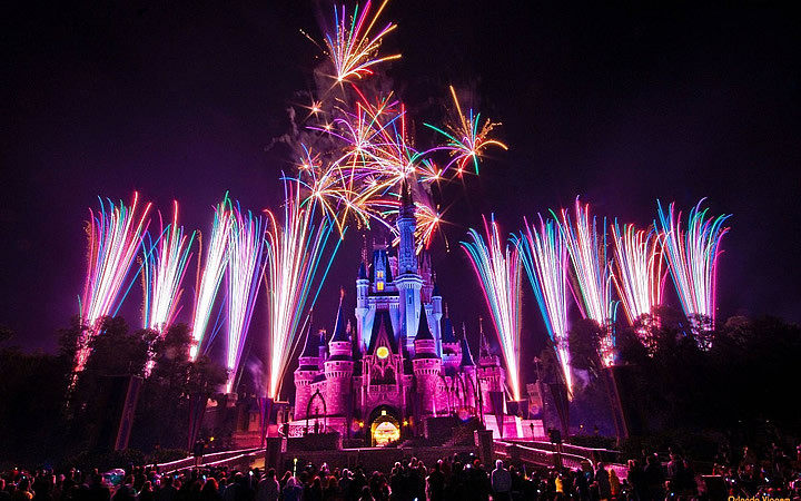 Castelo da Cinderela - Disney