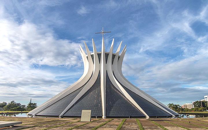Catedral Metropolitana Nossa Senhora Aparecida - Brasília
