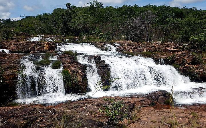 Complexo de Cachoeiras do Macaquinho