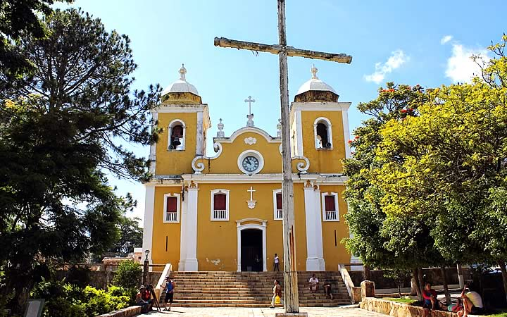 Igreja Matriz de São Thomé das Letras