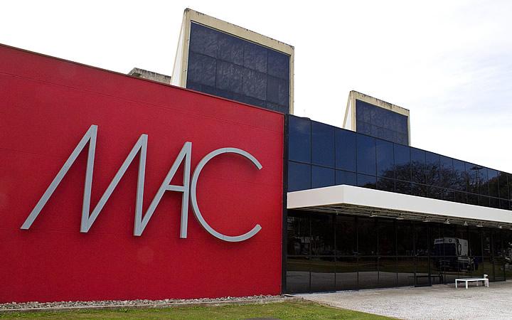 MAC USP - Museu de Arte Contemporânea