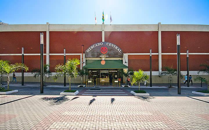 Mercado Central em Belo Horizonte