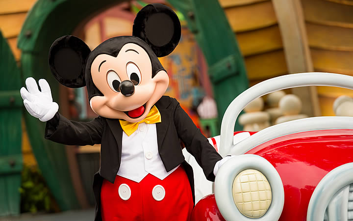Mickey Mouse - Disney