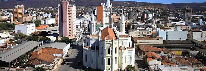 Monte Carlos MG - Centro