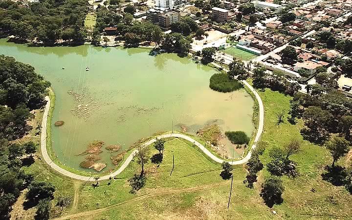 Parque Municipal Milton Prates