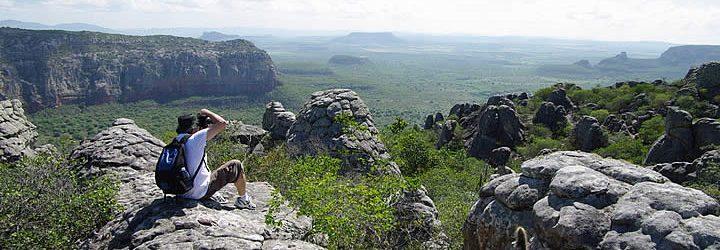 Parque Nacional Vale do Catimbau