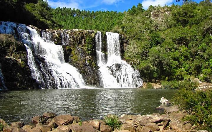 Parque da Cachoeira em São Francisco de Paula - RS