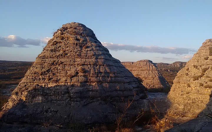 Pedra do Elefante no Vale do Catimbau