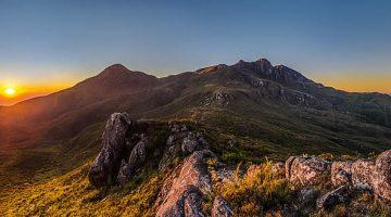 Pico da Bandeira - Parque Nacional do Caparaó em Minas Gerais