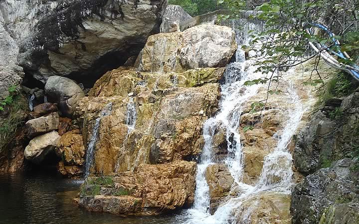 Poço do Jacaré - Parque estadual da serra nova