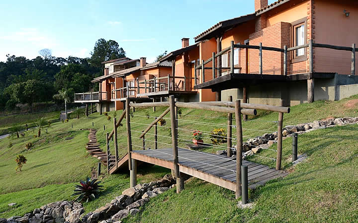 Pousada Villa dos Leais em Serra Negra