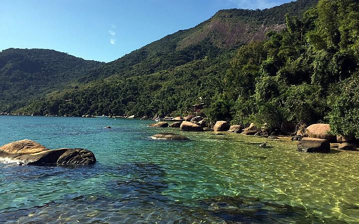 Praia Saco do Mamanguá