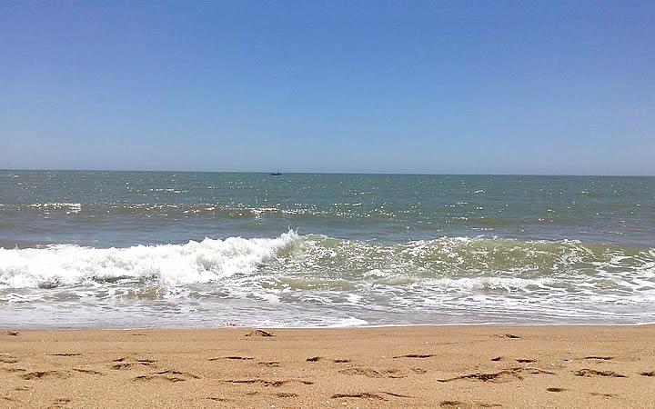 Praia da Barra - Marataízes