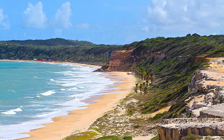 Praia da Pipa - Tibau do Sul