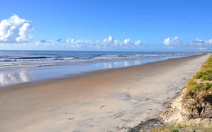 Praia de Pontal do sul