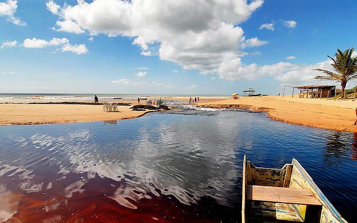 Praia de Riacho doce