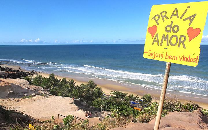 Praia do Amor – Tibau do Sul