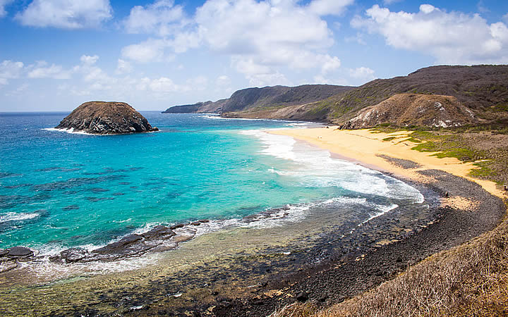 Praia do Leão – Fernando de Noronha