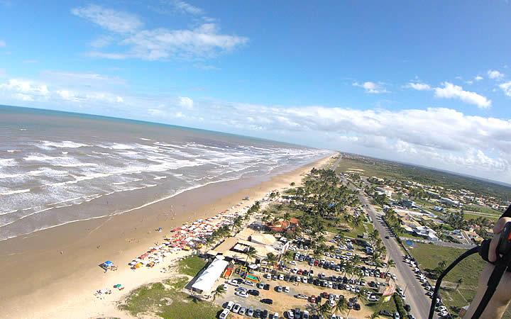 Praia do Mosqueiro em Aracaju