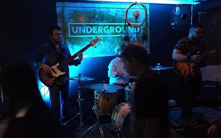 Underground Bar em Anápolis