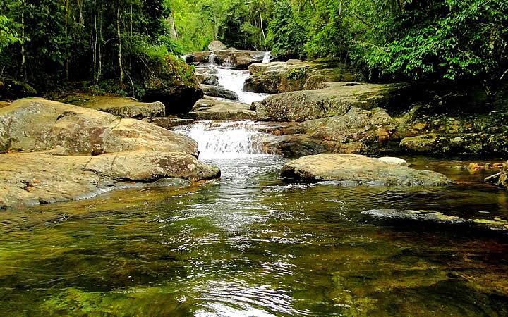 Vale Verde - Queda d'água