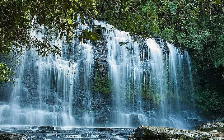 Vale das Cachoeiras em SC