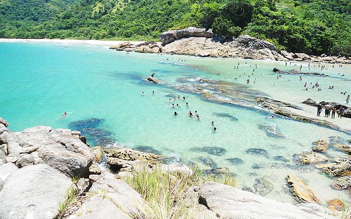 Vila de Trindade - Praia