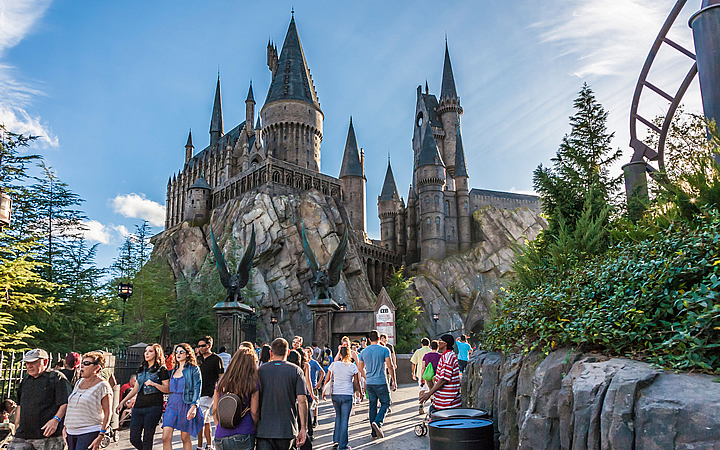 World of Harry Potter - Universal