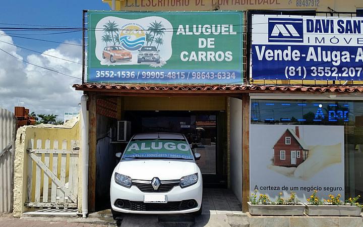 Aluguel de Carro em Porto de Galinhas