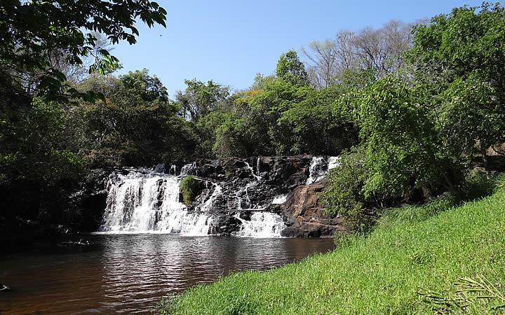 Cachoeira da Serra em Cajuru