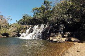 Cachoeira em Carrancas - Minas Gerais