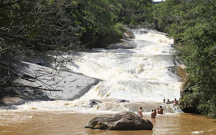 Cachoeira em Socorro - São Paulo