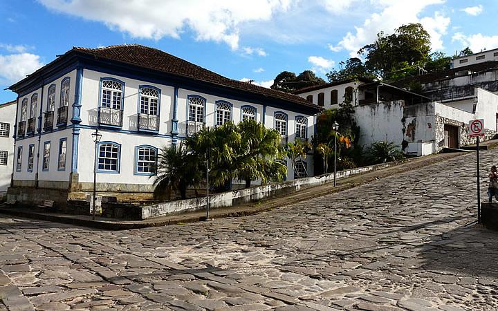 Casas Históricas em Diamantina - MG
