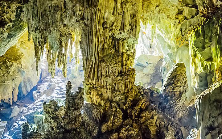 Caverna em Petar