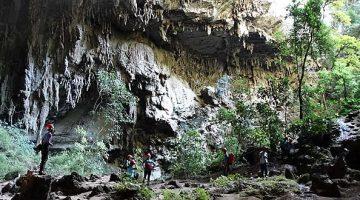 Cavernas em Petar