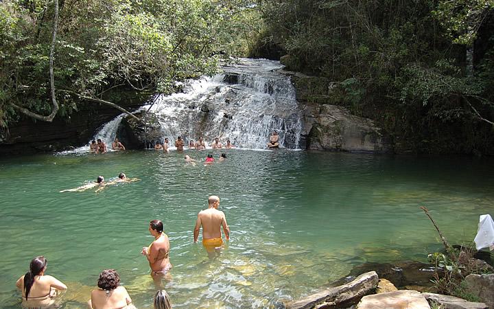 Complexo das cachoeiras