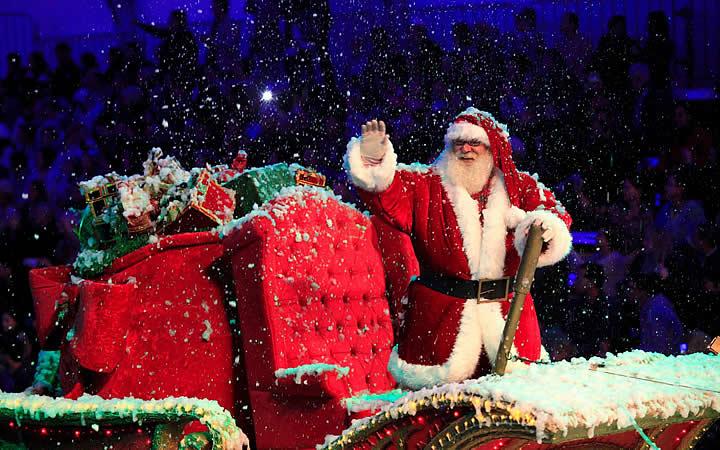 Grande Desfile de Natal em Gramado